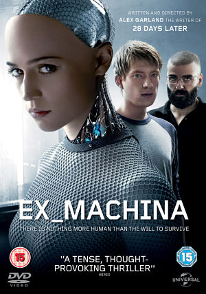 Ex Machina (2015) Full Movie Watch Online Free